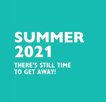 Summer 2021 is back