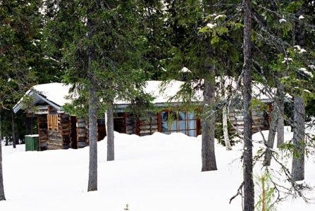 Pyhä Log Cabins