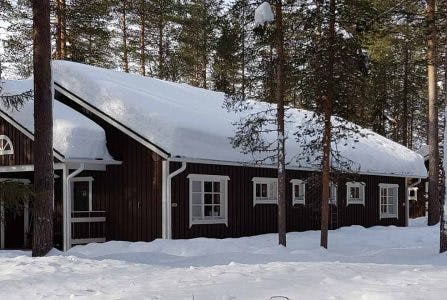 Pyhän Asteli Log Cabins